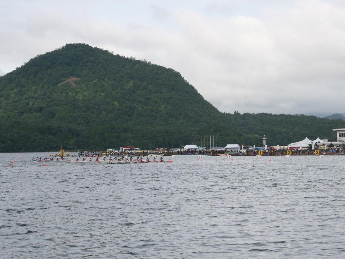 平成21年度全国高校総体カヌー競技