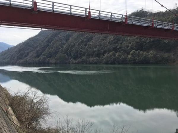 一級河川「江の川」